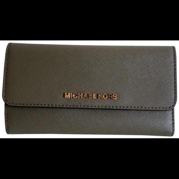 f4a089b5c3e241 Michael Kors Bags   Micheal Kors Trifold Wallet   Poshmark